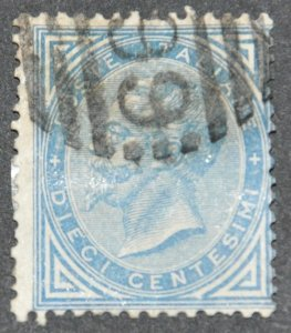 DYNAMITE Stamps: Italy Scott #28 – USED