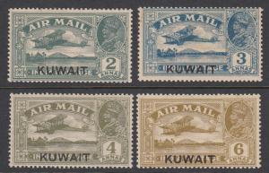 Kuwait C1-C4 MLH CV $197.00