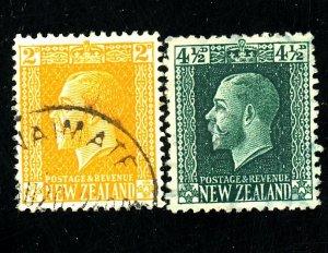 NZ 147 152 USED FVF Cat $61