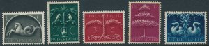 Stamp Netherland Holland Germany 1944 WWII War Occupation Selection MNH