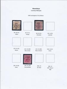 Mozambique Stamps Ref 14909