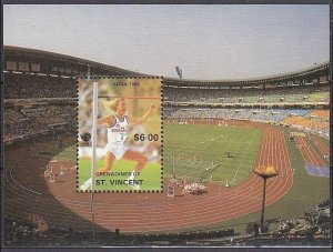 1988 Grenadines of St Vincent B 1988 Olympic Games in Seoul 6,00 €