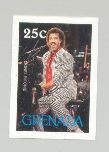 Grenada #1674 Lionel Richie, Music 1v Imperf Proof