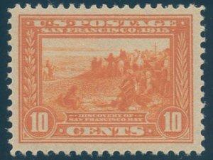 US Scott #400A Mint, VF/XF, NH