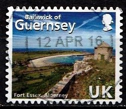 Guernsey 2015 Mi. 1489 used (10834)