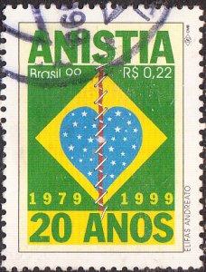 Brazil #2719  Used