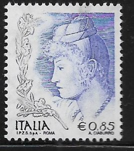 ITALY  2452  MNH  COURTESAN ISSUE