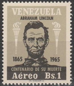 Venezuela #C930 MNH