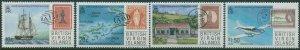 British Virgin Islands 1987 SG662-665 Postal Services set MNH