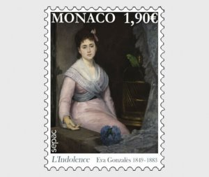 Stamps Monaco 2020. - SEPAC - Artwork In The National Collection - Mint.