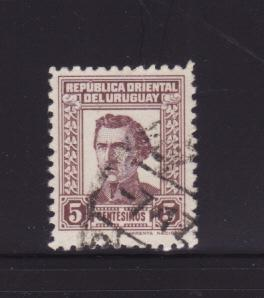 Uruguay 497 U José Gervasio Artigas, National Hero (B)