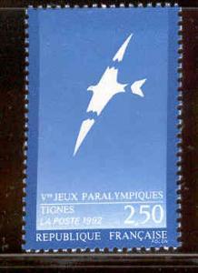 FRANCE 2270 MNH HANDICAPPED OLYMPICS 1991