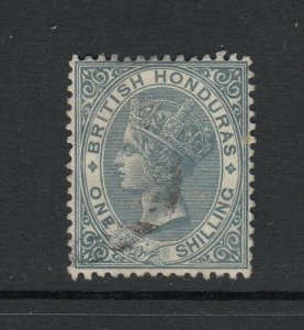 British Honduras, Sc 17 (SG 22), used (small corner bend)