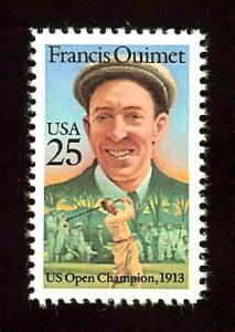 US #2377 25¢ Francis Ouimet