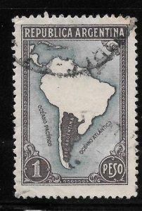Argentina Used [3279]
