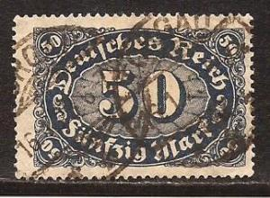 Germany  #  198  used