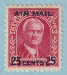 UNITED STATES - CANAL ZONE C3 AIRMAIL  MINT HINGED OG * NO FAULTS EXTRA FINE!