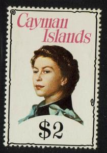Cayman Islands - SG# 452w - Mint Light Hinged - Inverted WMK - Lot 061216