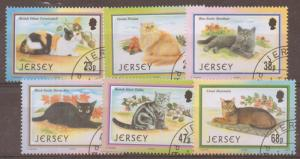 JERSEY SG1060/5 2002 CATS FINE USED