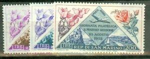 BD: San Marino C82-7 mint CV $41.25; scan shows only a few