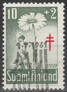 Finland #B154 F-VF Used (S1128)