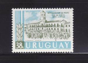 Uruguay C208 MNH May Revolution (B)