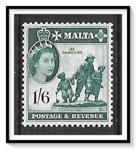 Malta #257 Les Gavroches MH