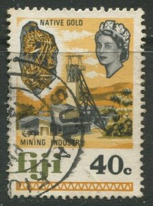 STAMP STATION PERTH Fiji #273 General Issue 1969 - Used CV$4.00