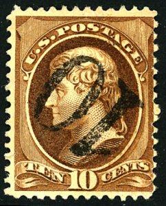 U.S. #209 Used