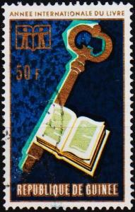 Guinea. 1972 50f  S.G.795 Fine Used