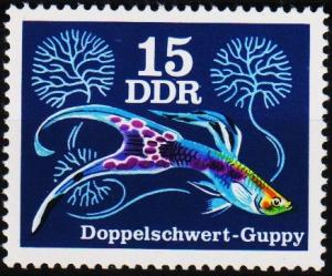 Germany(DDR). 1976 15pf S.G.E1892 Unmounted Mint