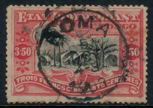 Belgian Congo #29  CV $143.00