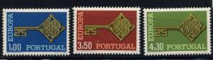 Portugal 1019-21 Europa MNH
