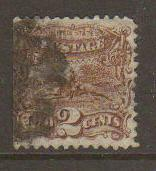 United States #113 used second