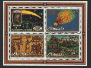 Aitutaki Sc#390 MNH