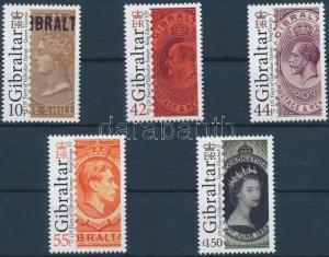Gibraltar stamp Gibraltar stamps set MNH 2011 Mi 1425-1429 WS169395