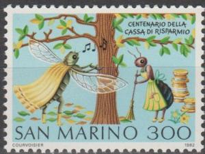 San Marino #1018 MNH F-VF (SU1271)