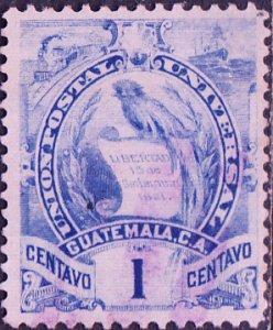 Guatemala #31  Used