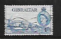 GIBRALTAR, 138, USED, COALING WHARF