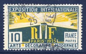 France 220 used SCV $ 0.75 (RS)