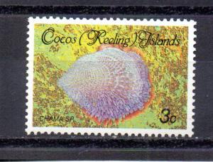 Cocos Islands 137 MNH