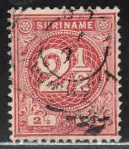 Surinam # 19~ Used
