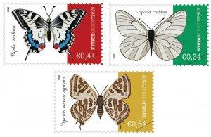 CYPRUS/2020, Butterflies of Cyprus, MNH