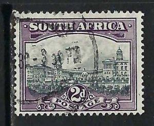 SOUTH AFRICA 54a VFU Z2374-10