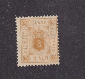 ICELAND # O4 VF-MNG CAT VALUE $55