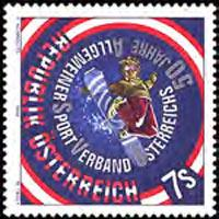 AUSTRIA 1999 - Scott# 1783 Sport Fed. Set of 1 NH