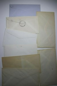 Postmark Collectors Club Conv Philatelic Expo Cover Set of 8