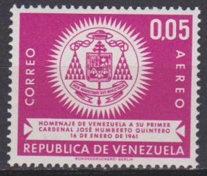 Venezuela #C785 MNH VF (ST1066)