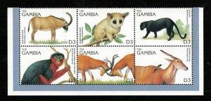 Animals, Block (3118-T)