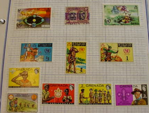 Grenada Collection --MH to Used condition